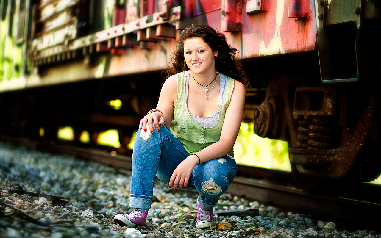 Grandville Michigan Senior Photo