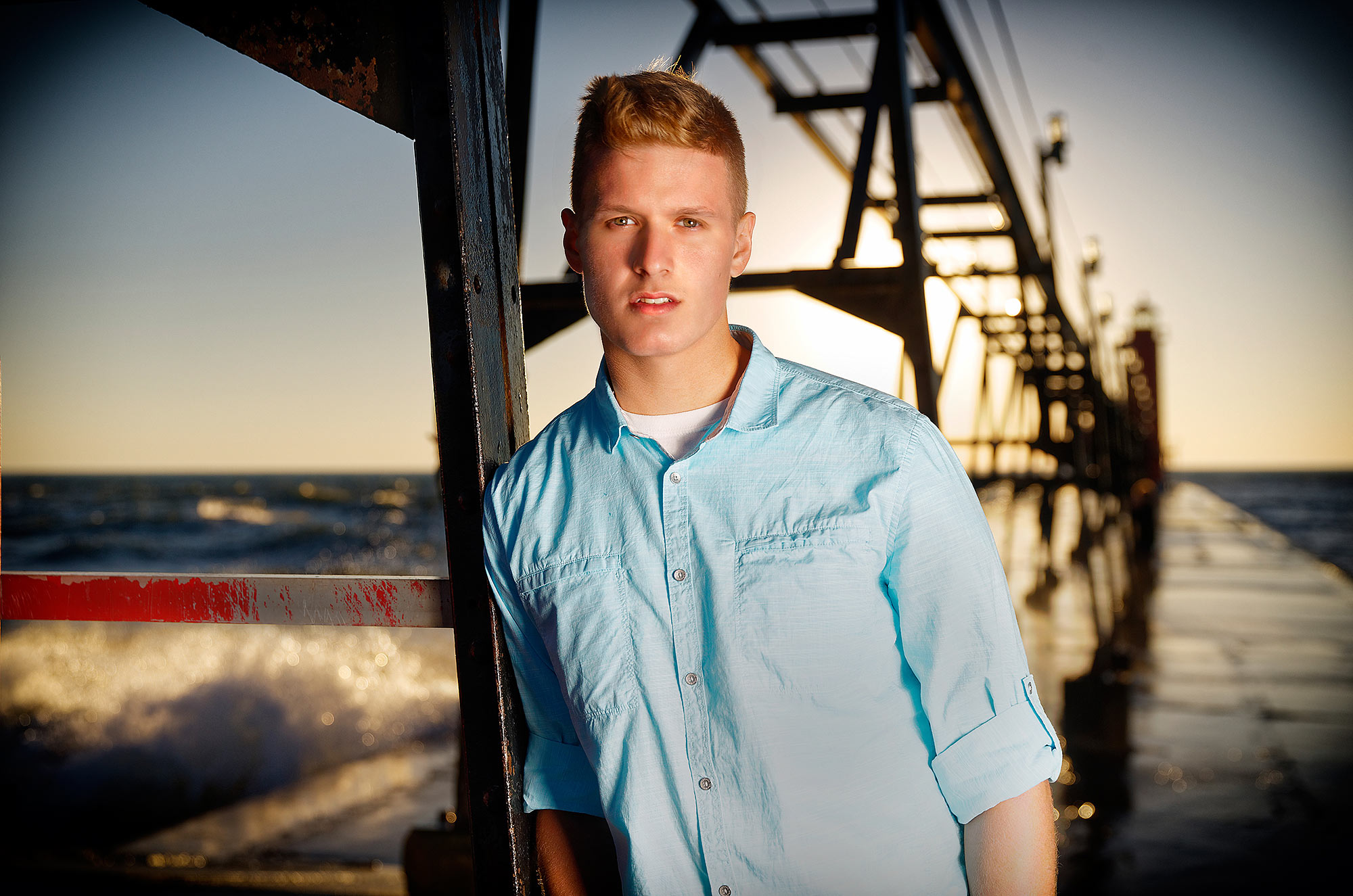High School Senior Photos for West Michigan