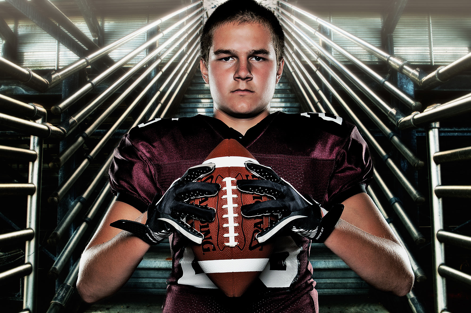High School Senior Sports Photography